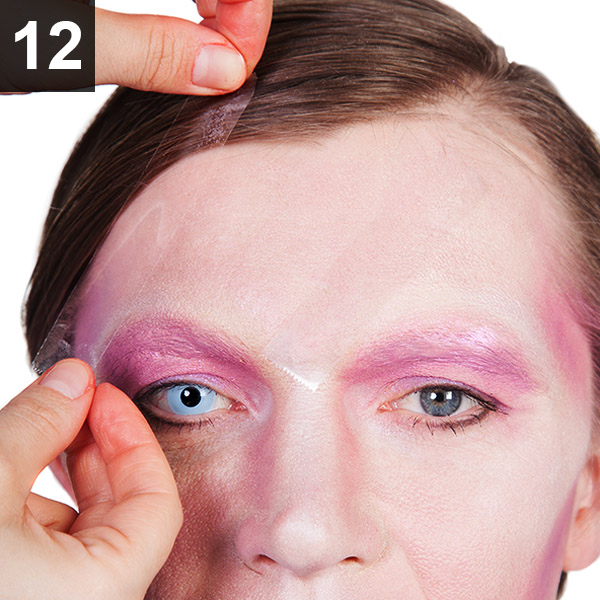 Ziggy Stardust Make-up Tutorial David Bowie