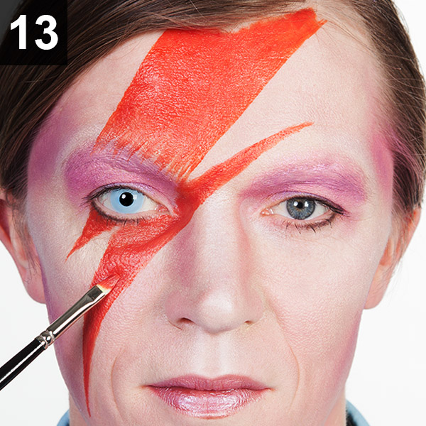 Ziggy Stardust Make Up Tutorial Maskworld Com