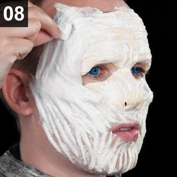 Halloween Make-up Tutorial Geisterfrau