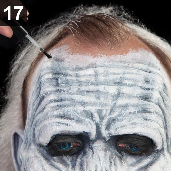 Schminktipp White Walker aus Game of Thrones