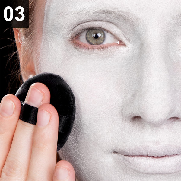 Richtig schminken für Karneval - unser Schminktipp