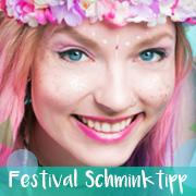 Festival Schminktipps
