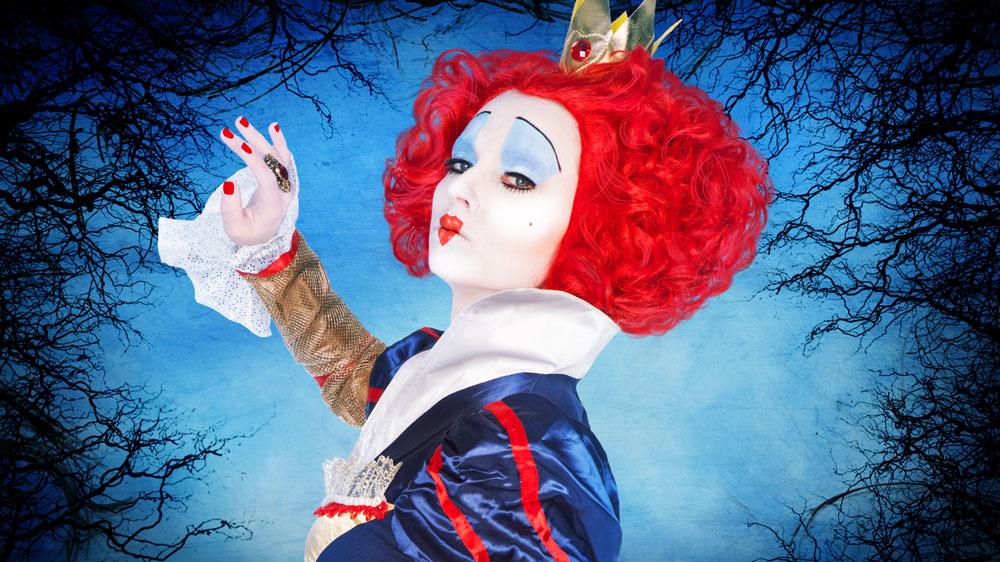 Red Queen Make-up Tipp