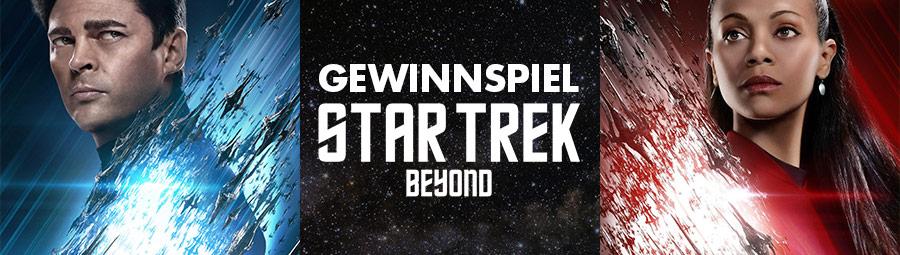 Star Trek Beyond Gewinnspiel