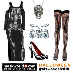 Gothic Lady Set