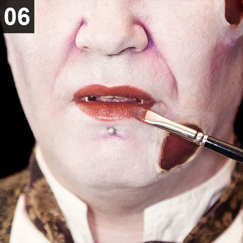 Steampunk Vampir Schminktipp