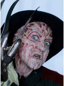 Make-up Set Freddy Krueger