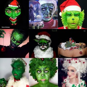 Xmas Contest Der Grinch