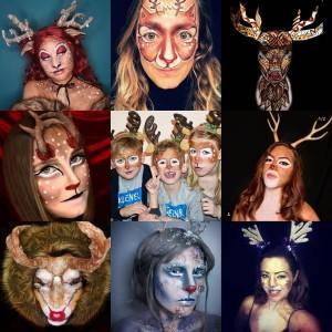 Xmas Contest Rudolph