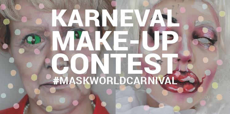 Instagram Karneval Make Up Contest 2019 Maskworld Com