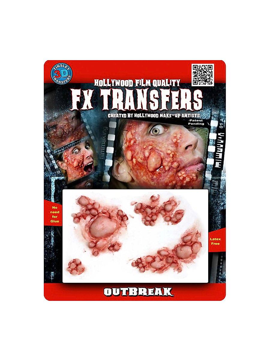 Beulenpest 3D FX Transfers
