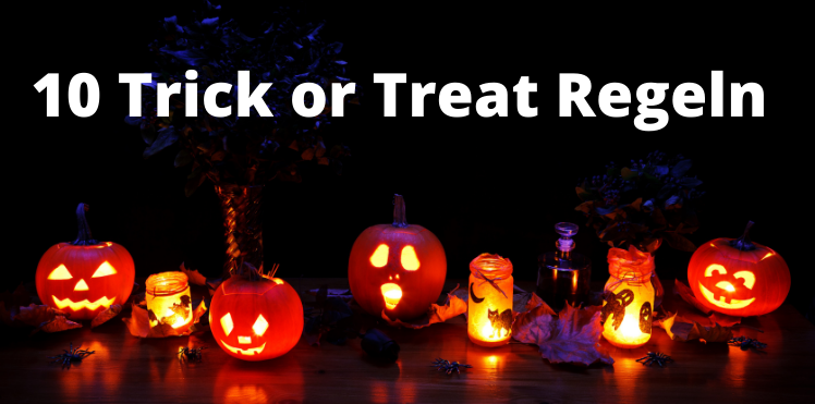 Trick or Treat Regeln