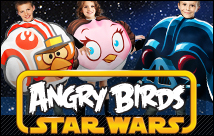 Angry Birds Costumes and Masks