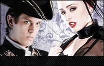 Gothic Kleidung für Damen und Herren - Gothic Mode und Accessoires von retro-romantisch bis cyber-futuristisch. Große Auswahl, versandkostenfrei ab 20 € innerhalb Deutschlands!