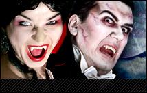 Vampir Kostüme: Ob als Halloween Kostüm, Karnevalskostüm oder bei der Mottoparty – mit unseren Vampirkostümen, Umhängen und Vampirzähnen legt Ihr einen filmreifen Auftritt als untoter Blutsauger hin!