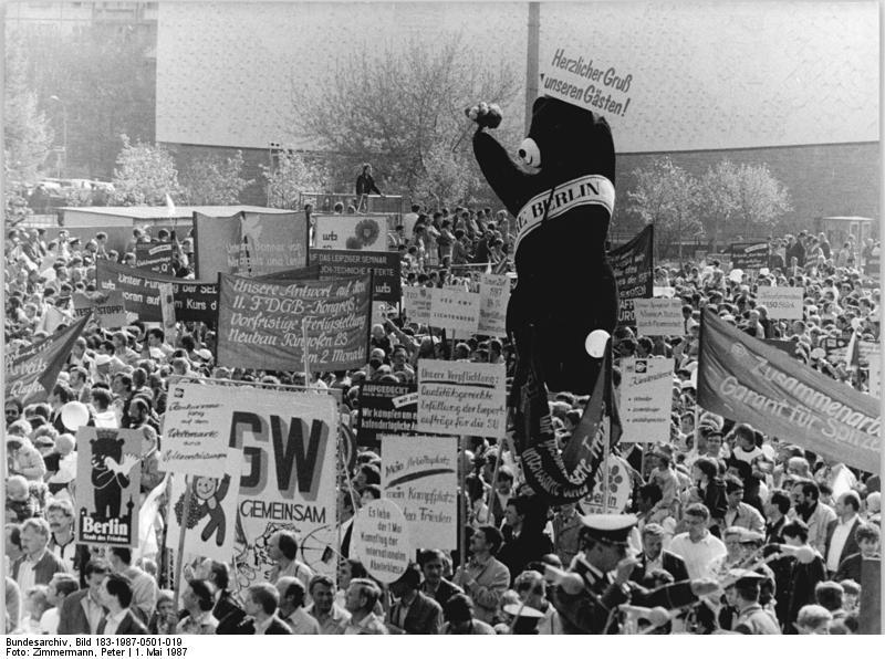 erster mai berlin