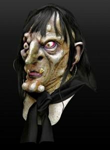 104248 - Moorhexe Maske
