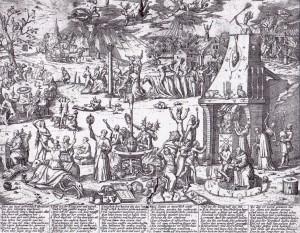 Trier Hexentanzplatz, Flugblatt, 1594
