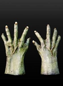 104306 - Hexenhände grün