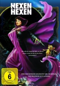 Hexen hexen - Filmposter (c) Warner