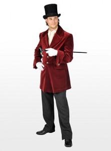 105275 - Phileas Fogg Kostüm