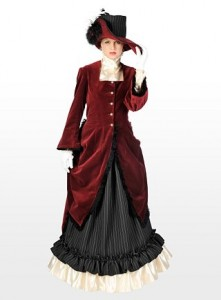 105276 - English Lady costume