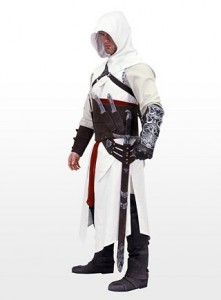 Assassins Creed We Have The Licensed Altair Costume Maskworld Com