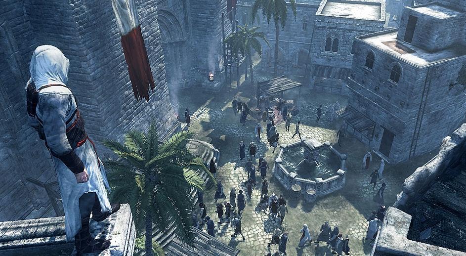 Assassins Creed – Wir haben das lizenzierte Kostüm von Altair ...