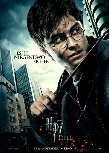 Gewinnspiel Zum Kinostart Von Harry Potter Und Die Heiligtumer Des