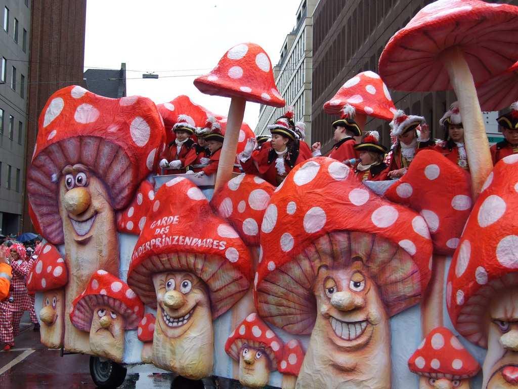Karnevalstermine 2011 Wann Wird Wo Karneval Gefeiert Maskworld Com