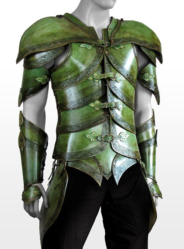 Elven Leather Armor Related Keywords amp Suggestions