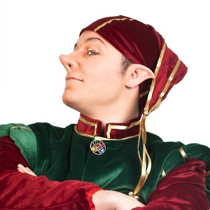 Christmas Costume How To, Part III: Christmas Elf