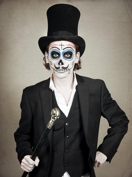 Schminktipp Dia De Los Muertos Untot Mit Stil Maskworld Com