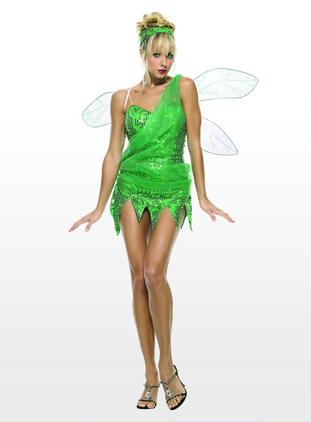 Magical fairy costume, sexy fairy costume