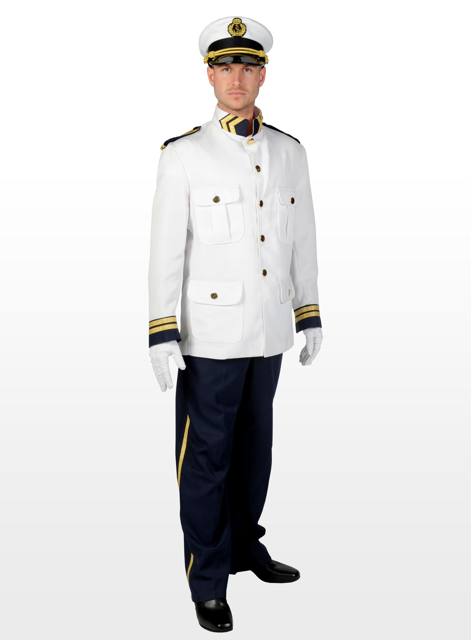 navy offizier kostüm
