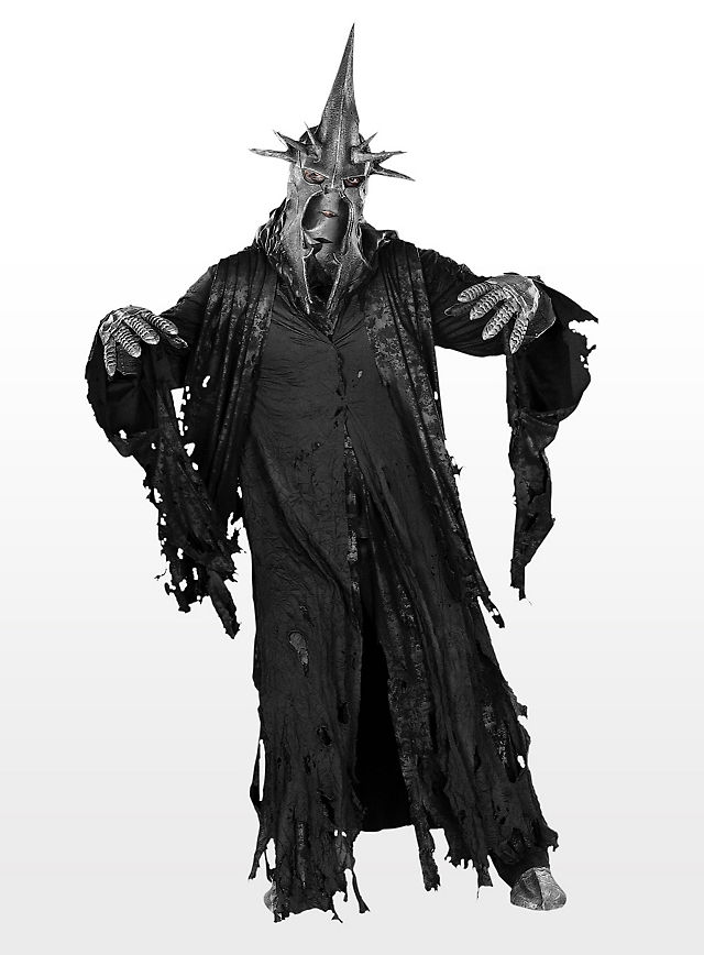 Ring Wraith King Costume