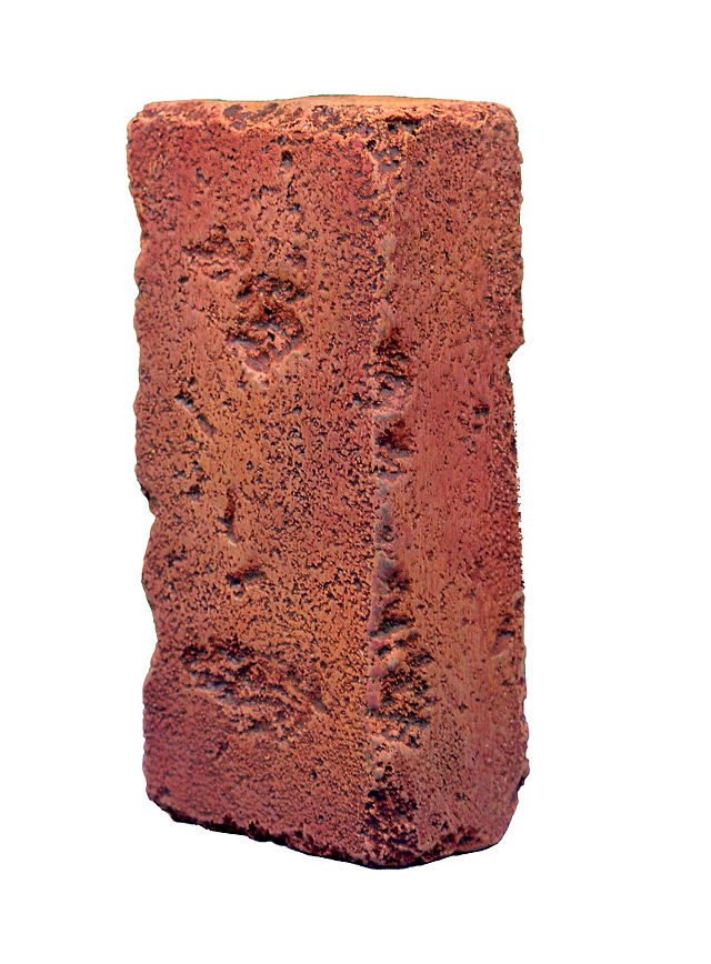 Kunststoff ziegelsteine