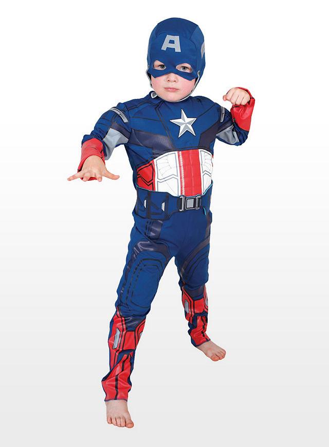 Как сшить костюм капитана америки своими руками
