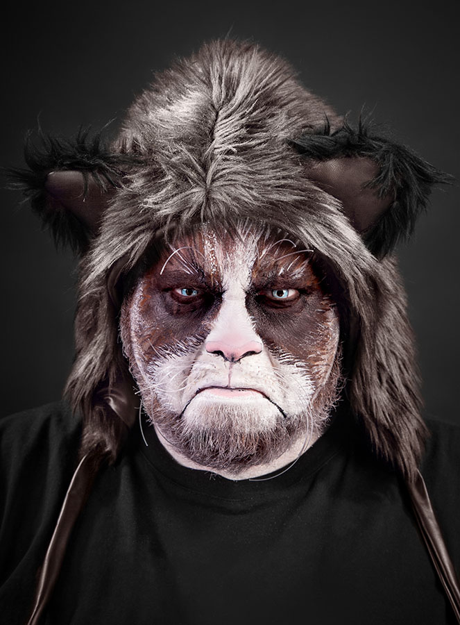 Grumpy Cat Make Up How To Maskworld Com