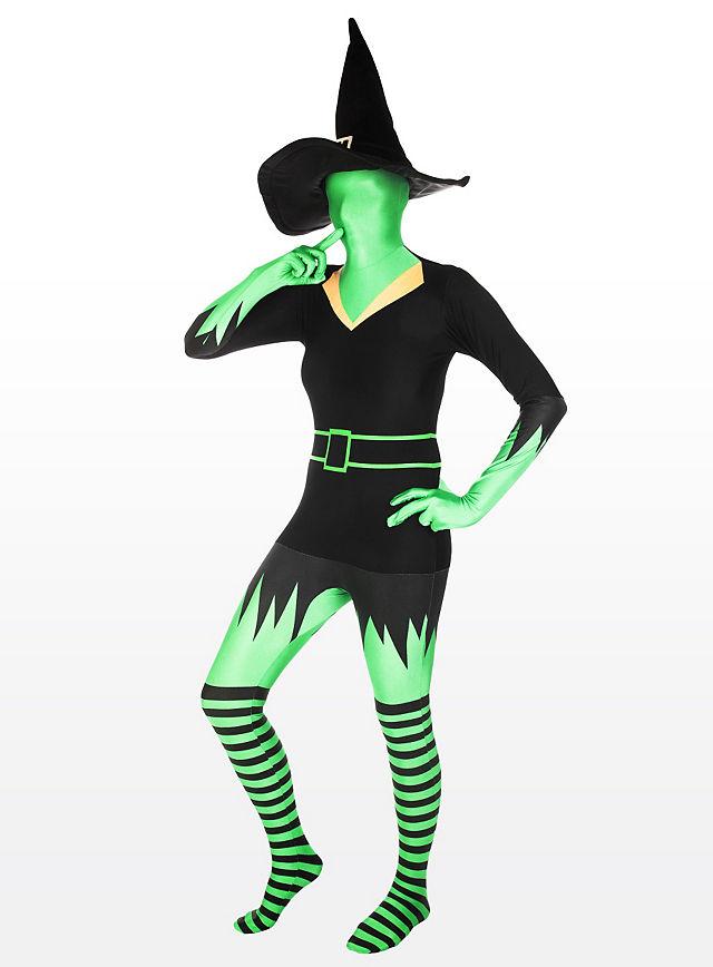 Green morphsuit gif